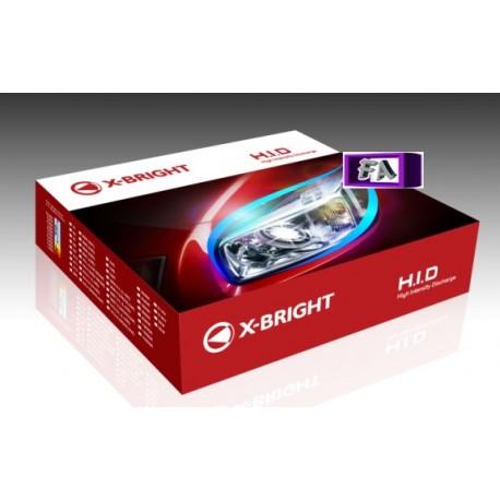 Kit Xénon H4 / 35W / AC
