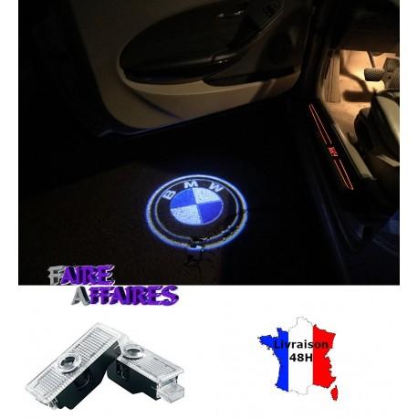 2 Projecteurs seuil de porte BMW