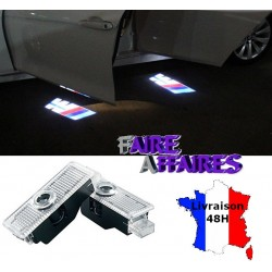 2 Projecteurs seuil de porte BMW Motorsport