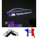 2 Projecteurs seuil de porte BMW Performance