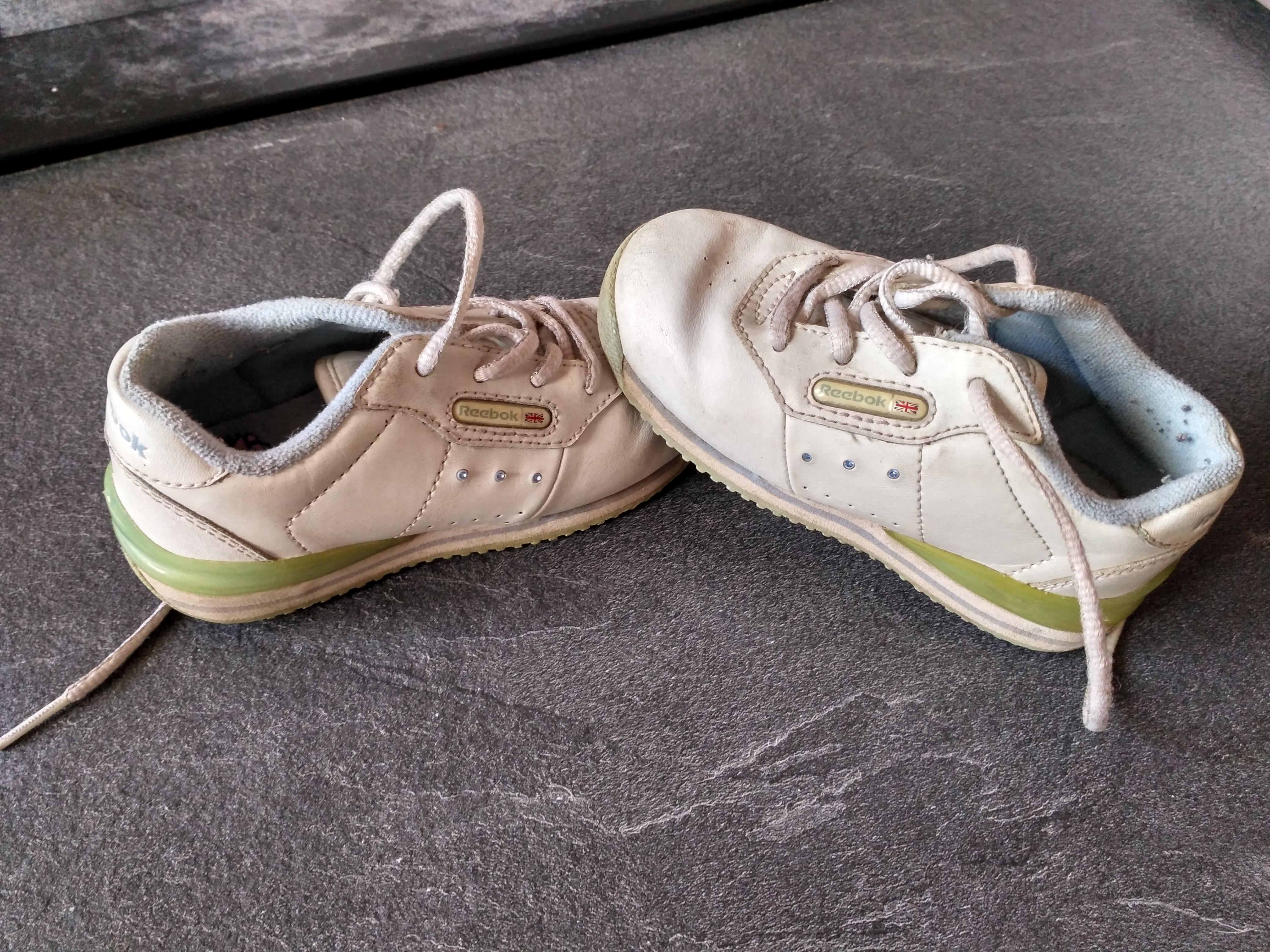 Reebok Chaussure 24 Pointure Fille Basket Paire Lumière De Enfant BrdCxoe